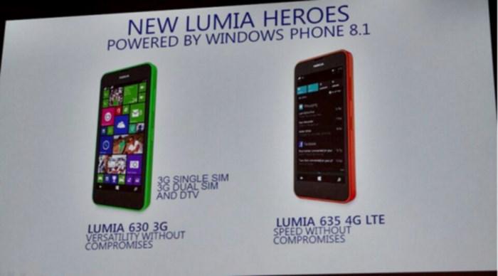 Lumia630 con DTV