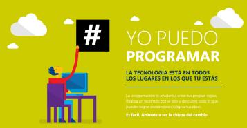 #YoPuedoProgramar
