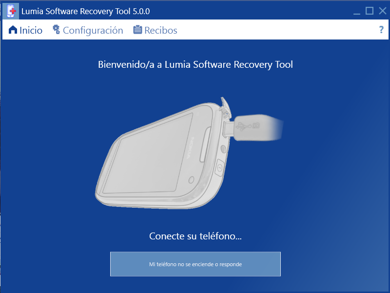 Lumia Recovery
