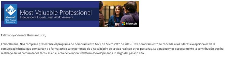 MVP 2015 VGGL