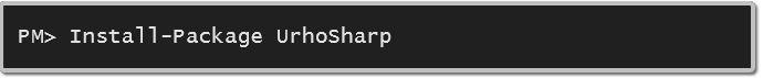 UrhoSharp2