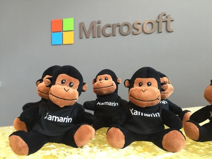 Xamarin y Microsoft